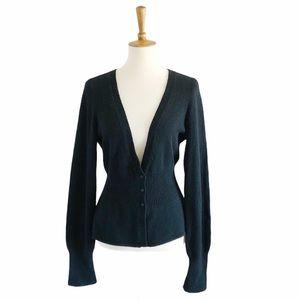 Theory Bergdorf Goodman Cashmere Sweater Size L